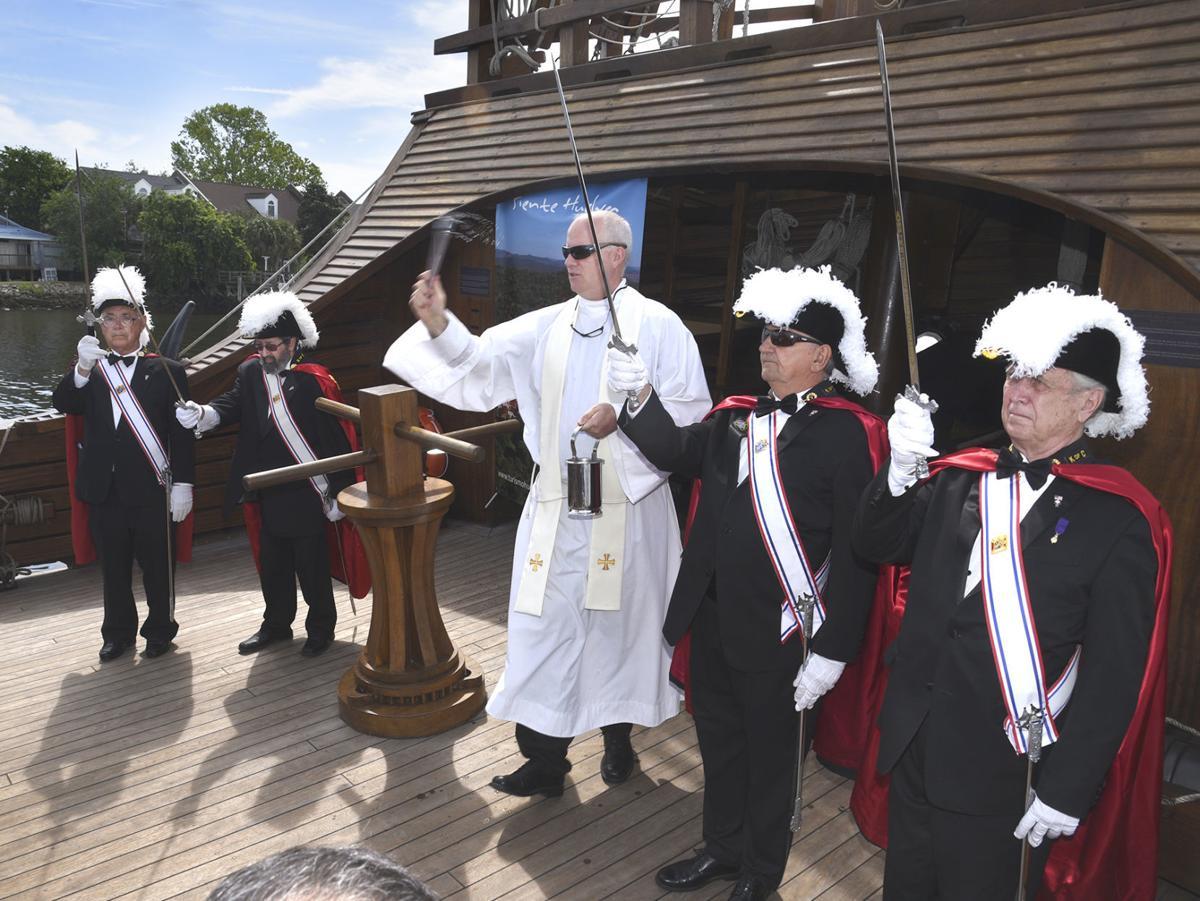 Santa Maria visit