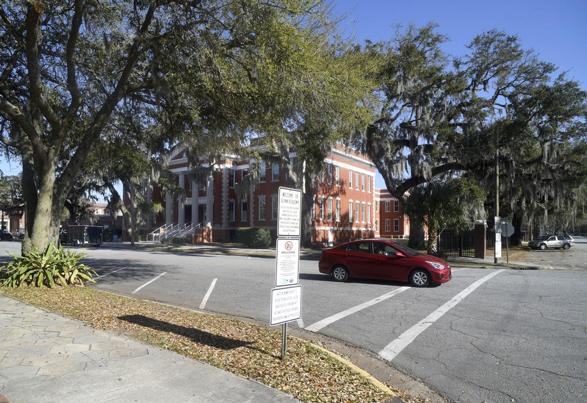 Commission approves gates for Glynn Academy | | The