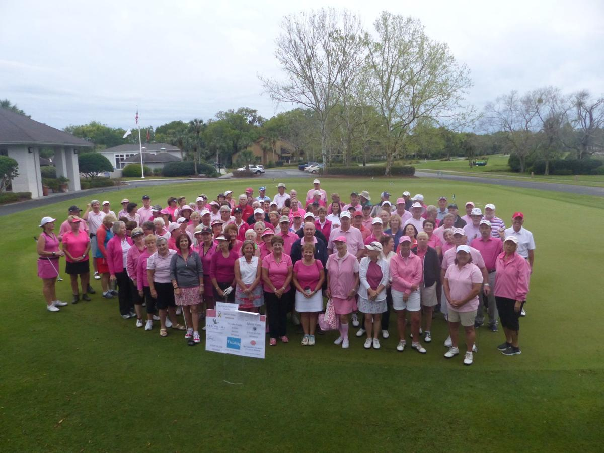 Komen golf tournament