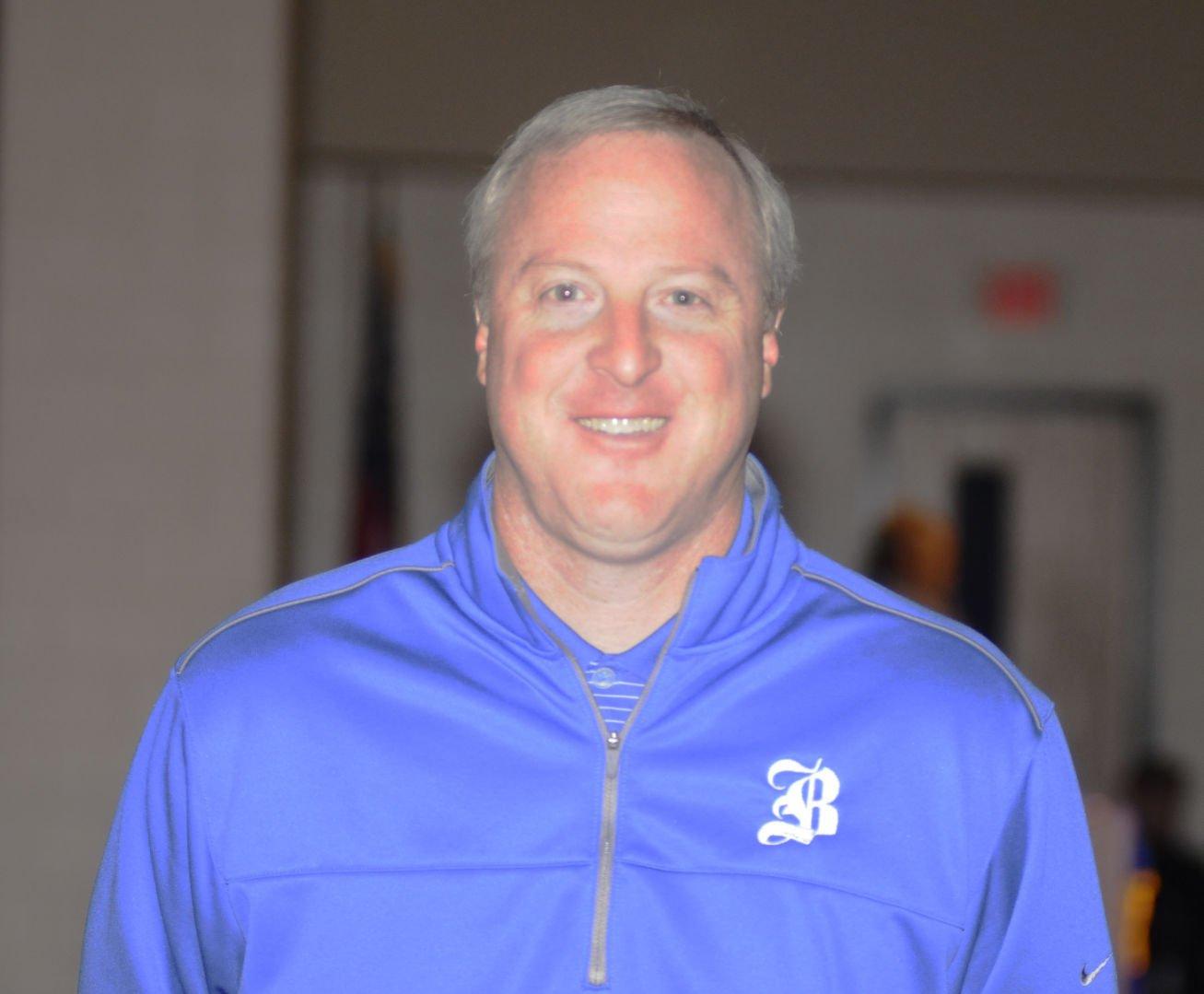 Brunswick welcomes new football coach Local