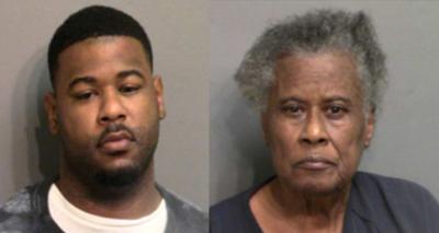 Brunswick man and grandma arrested with coke, pot and guns