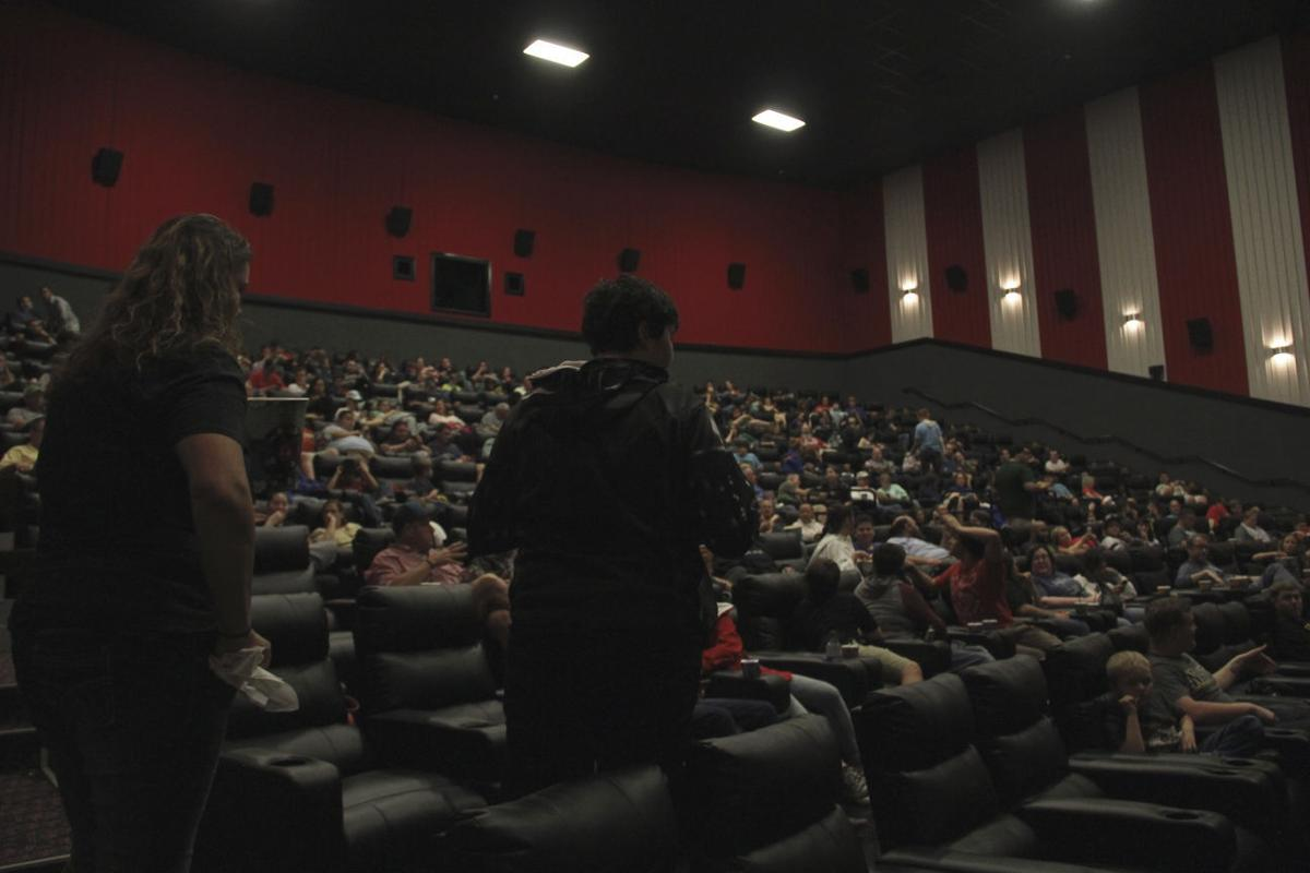 Movie Theater Sells Out On Opening Night Of Star Wars Newest