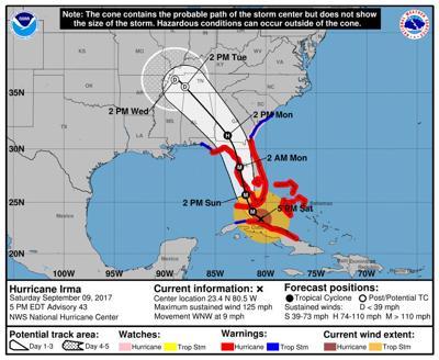 Map Of Georgia Golden Isles.Golden Isles On Edge Of Irma S Path Into Georgia Local News The
