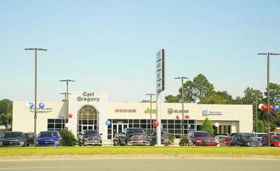 Carl Gregory Brunswick Ga >> Local Dealership Changes Hands Local News The Brunswick News