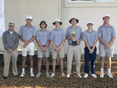 Frederica golf region champions