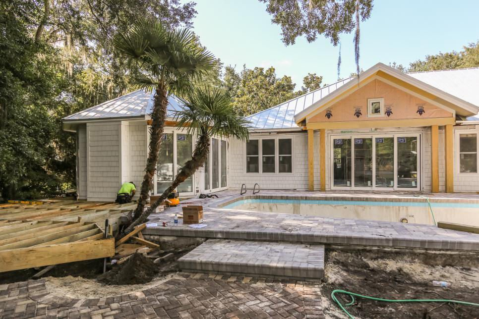 HGTV To Remodel Give Away St Simons Island Home Local News - Home remodel sweepstakes