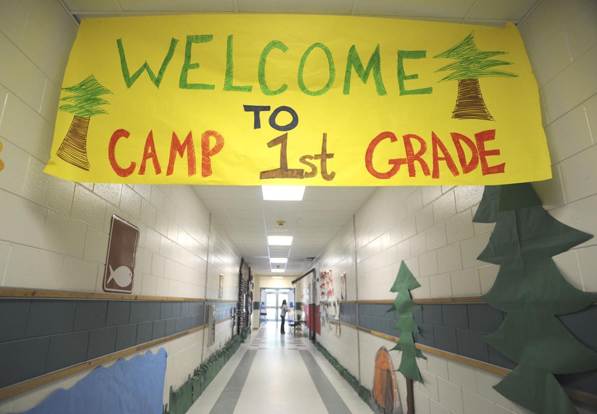camp first grade