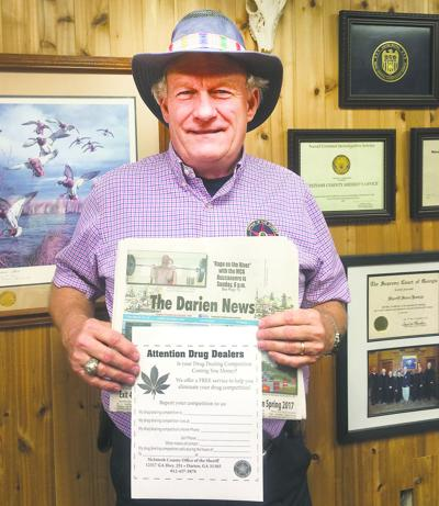 Sheriff's drug snitch ad draws national attention | Local News | The