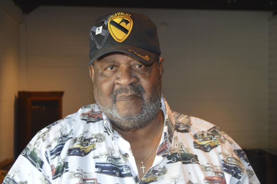 Army veteran served two tours in Vietnam