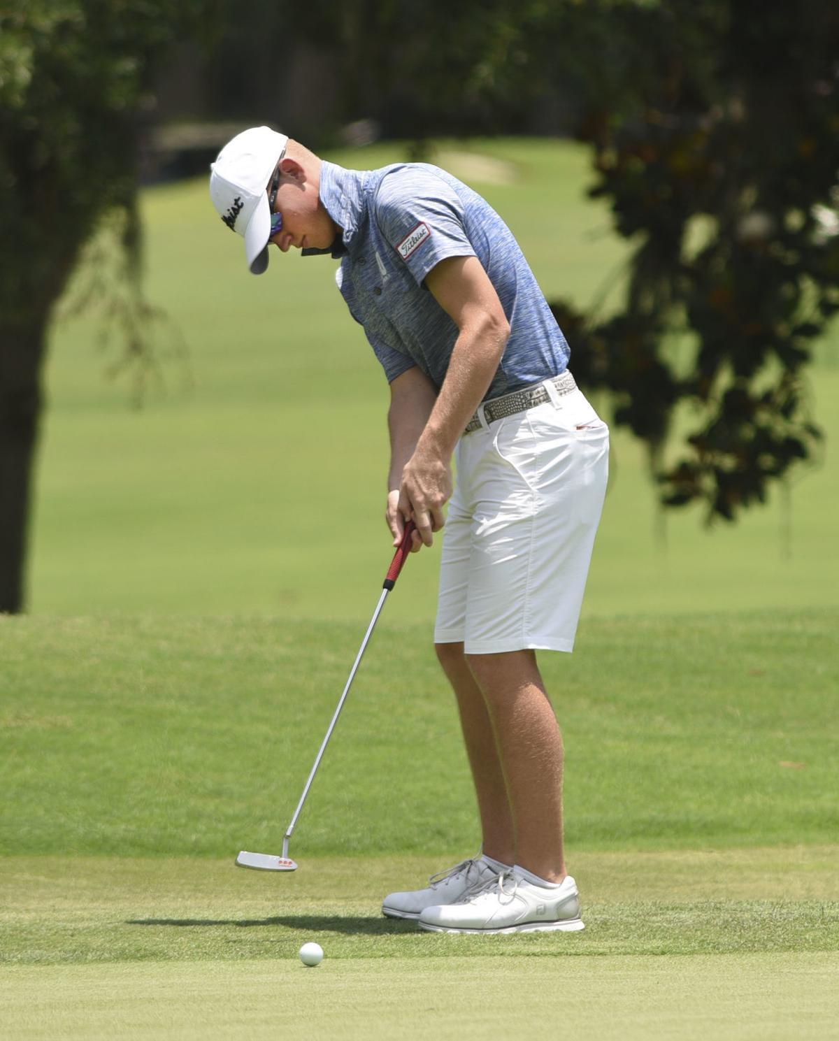 golf tourney final