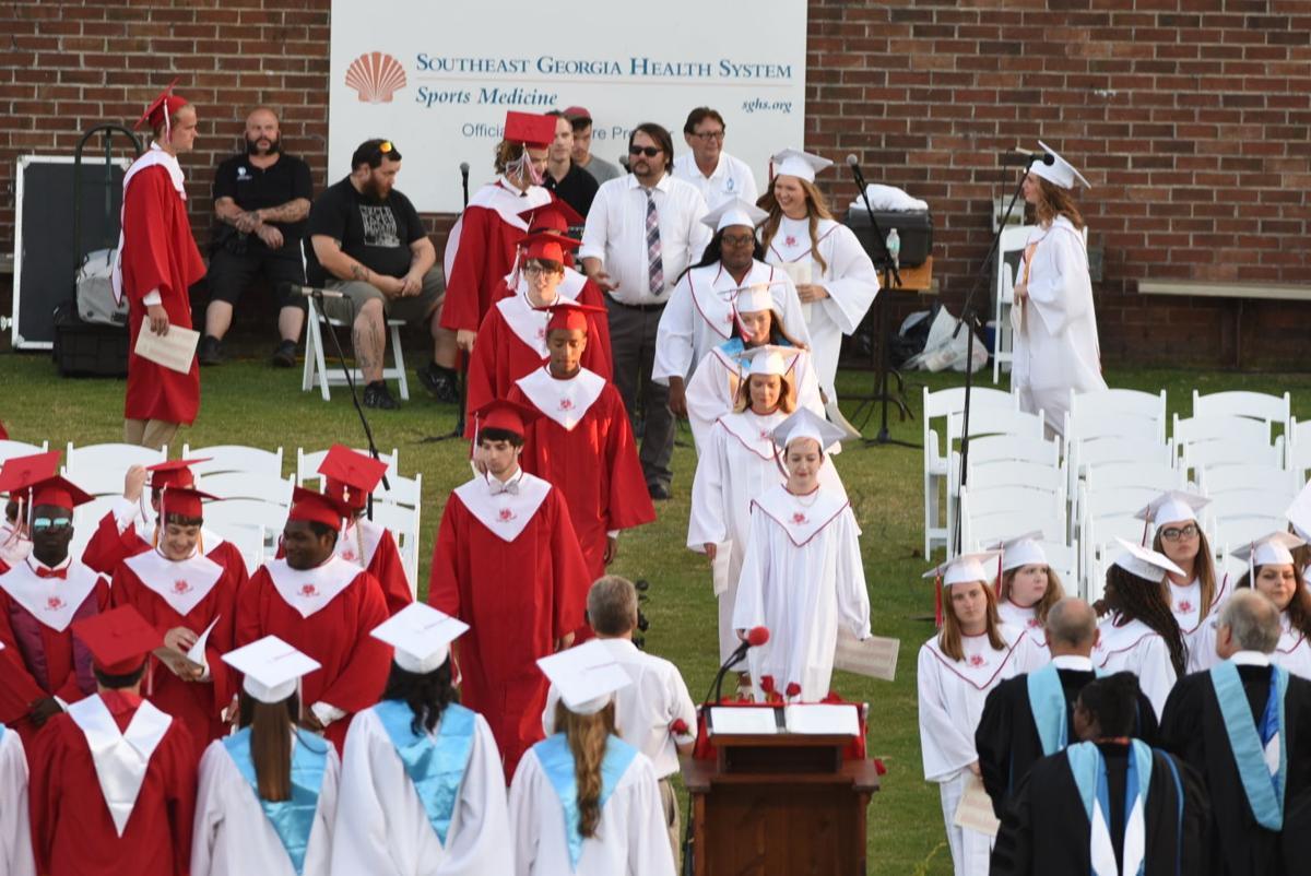 Glynn Academy graduation | News | The Brunswick News
