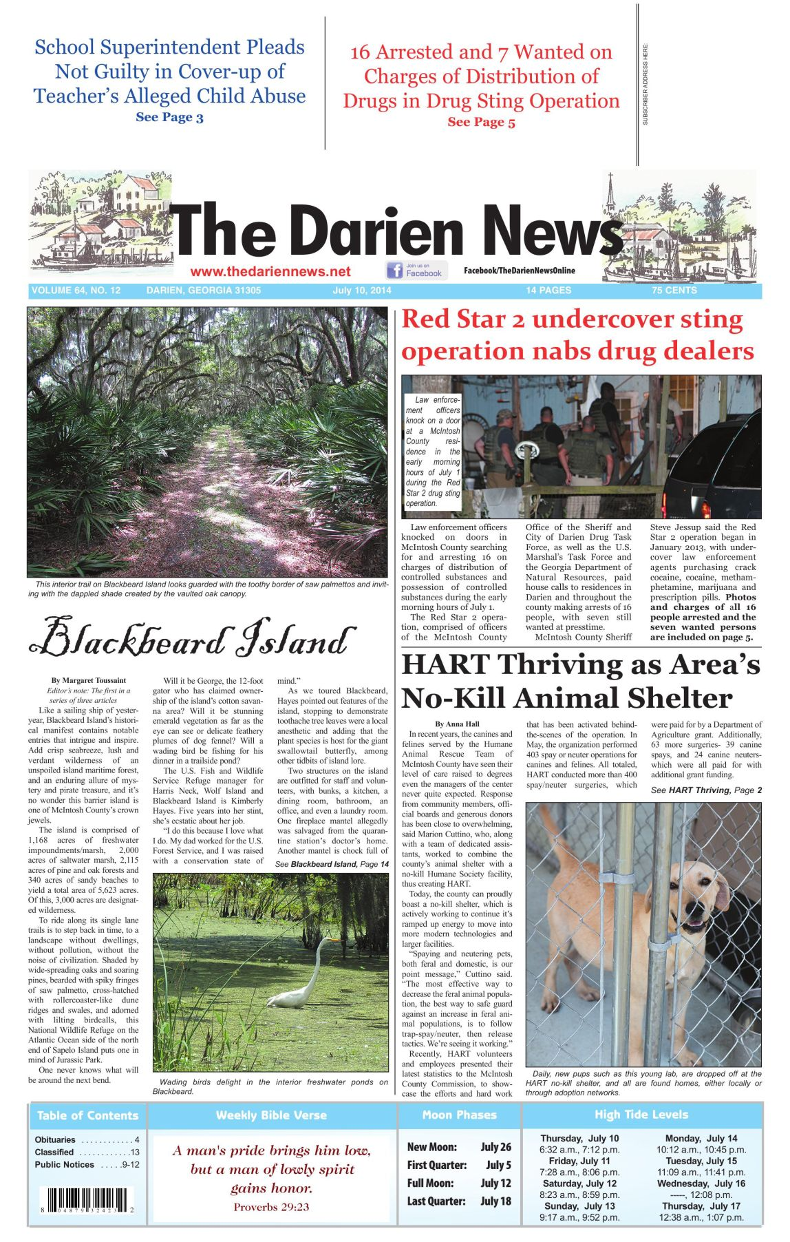 The Darien News The Brunswick News