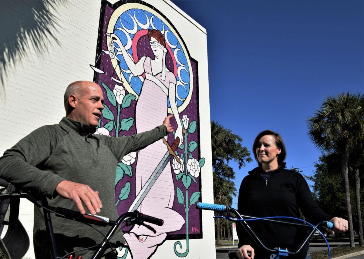 Mural bike ride 2