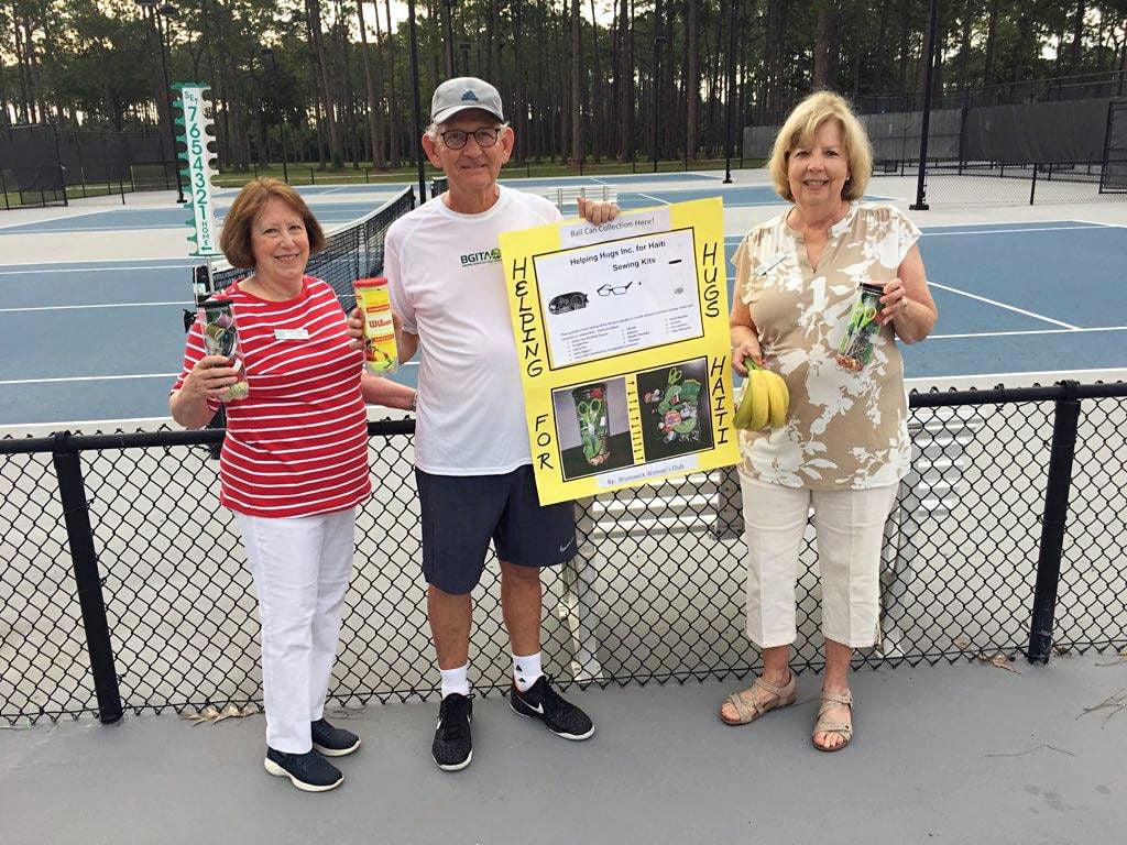 Golden Isles tennis photo
