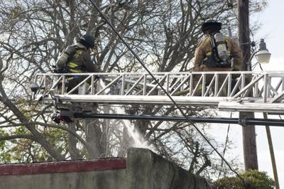 Chief: City-trained firefighters leaving for higher pay