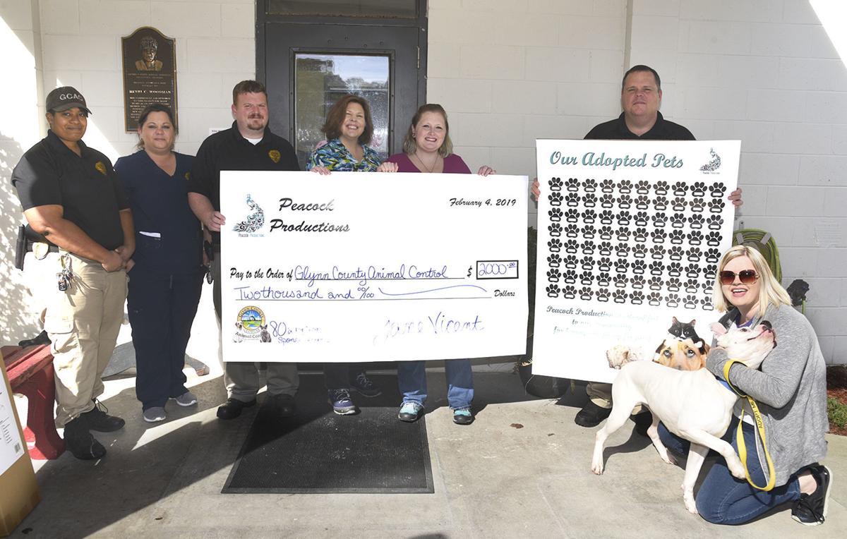 animal control donation