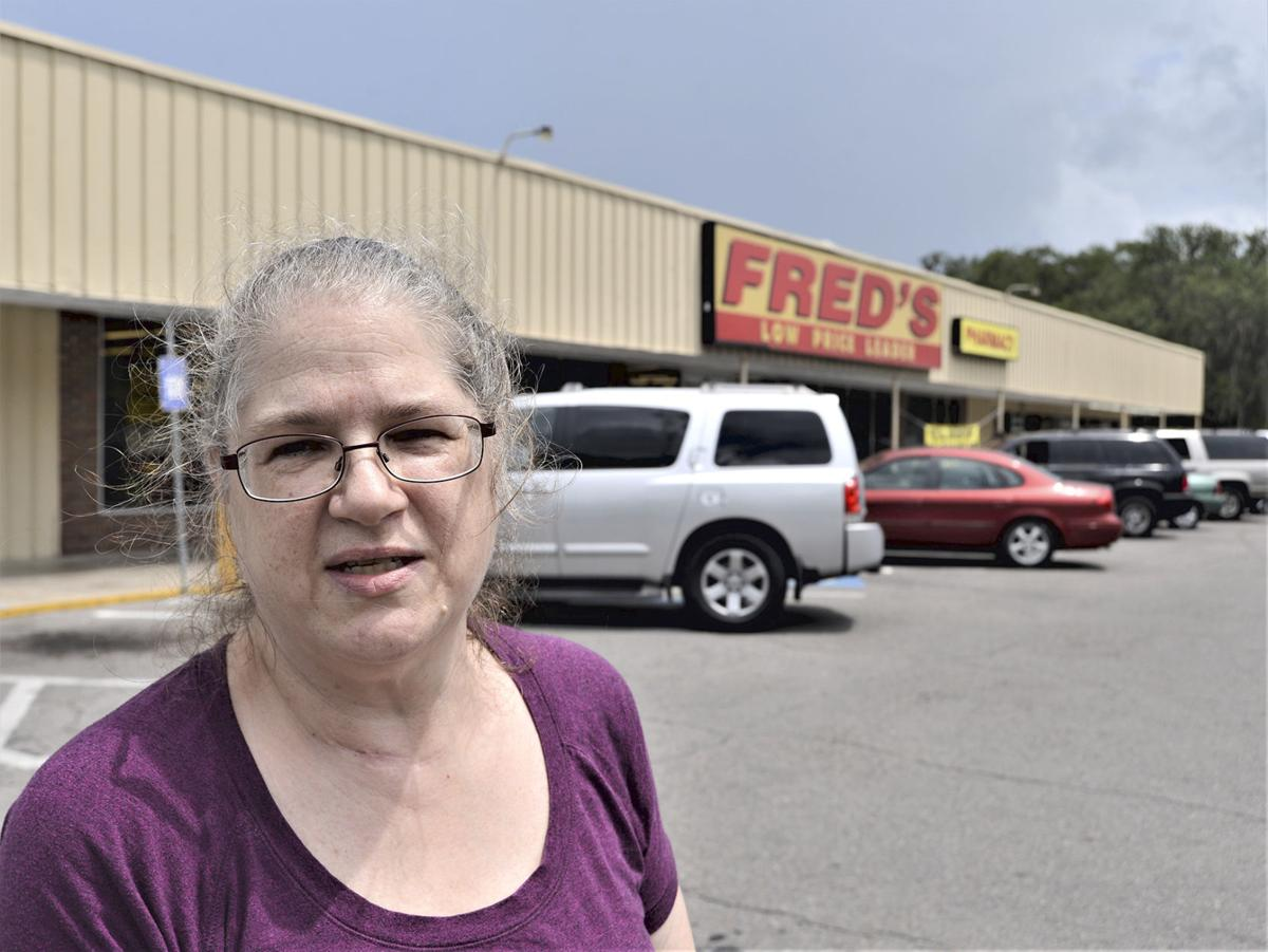 Fred's closing