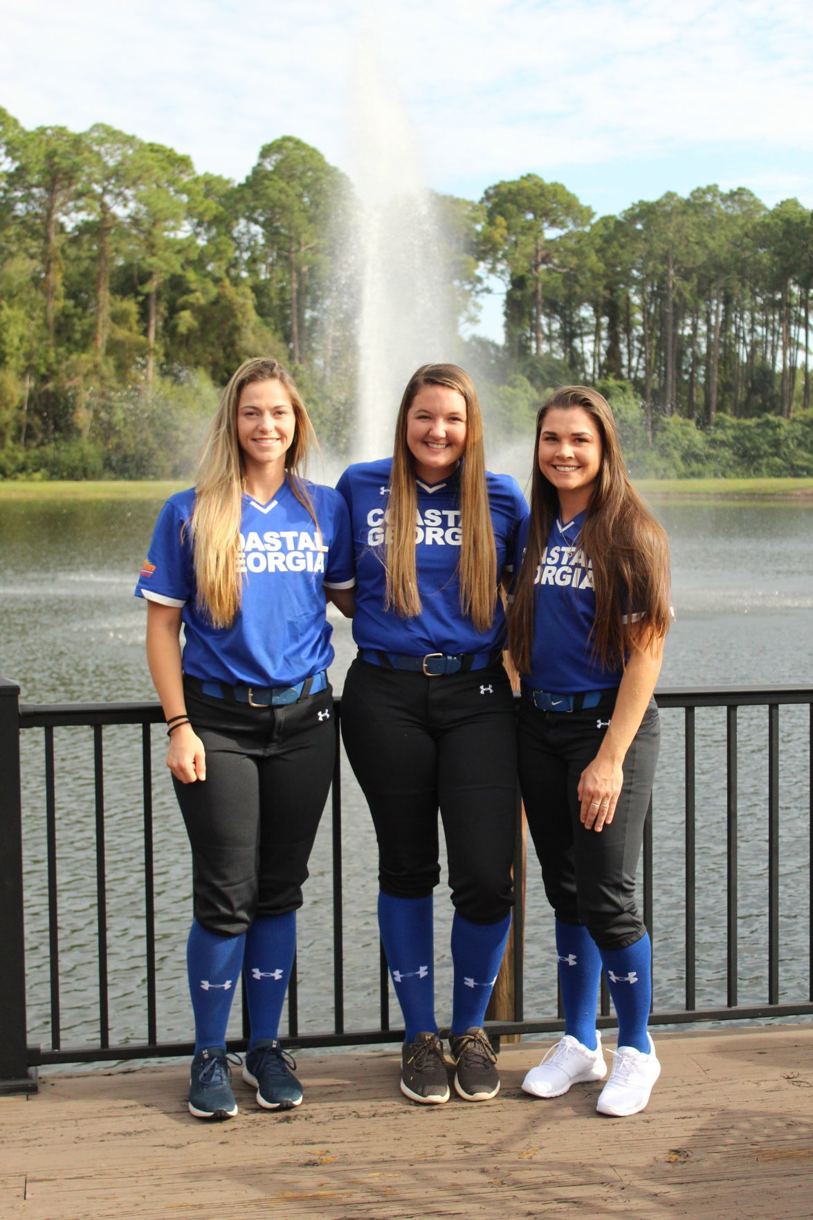 CCGA softball seniors