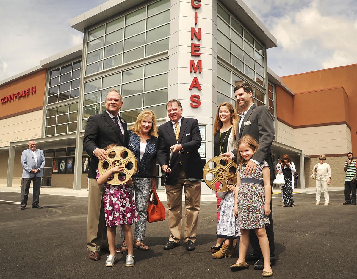 Georgia Theatre Co Unveils Expansion Massive Screen Local News