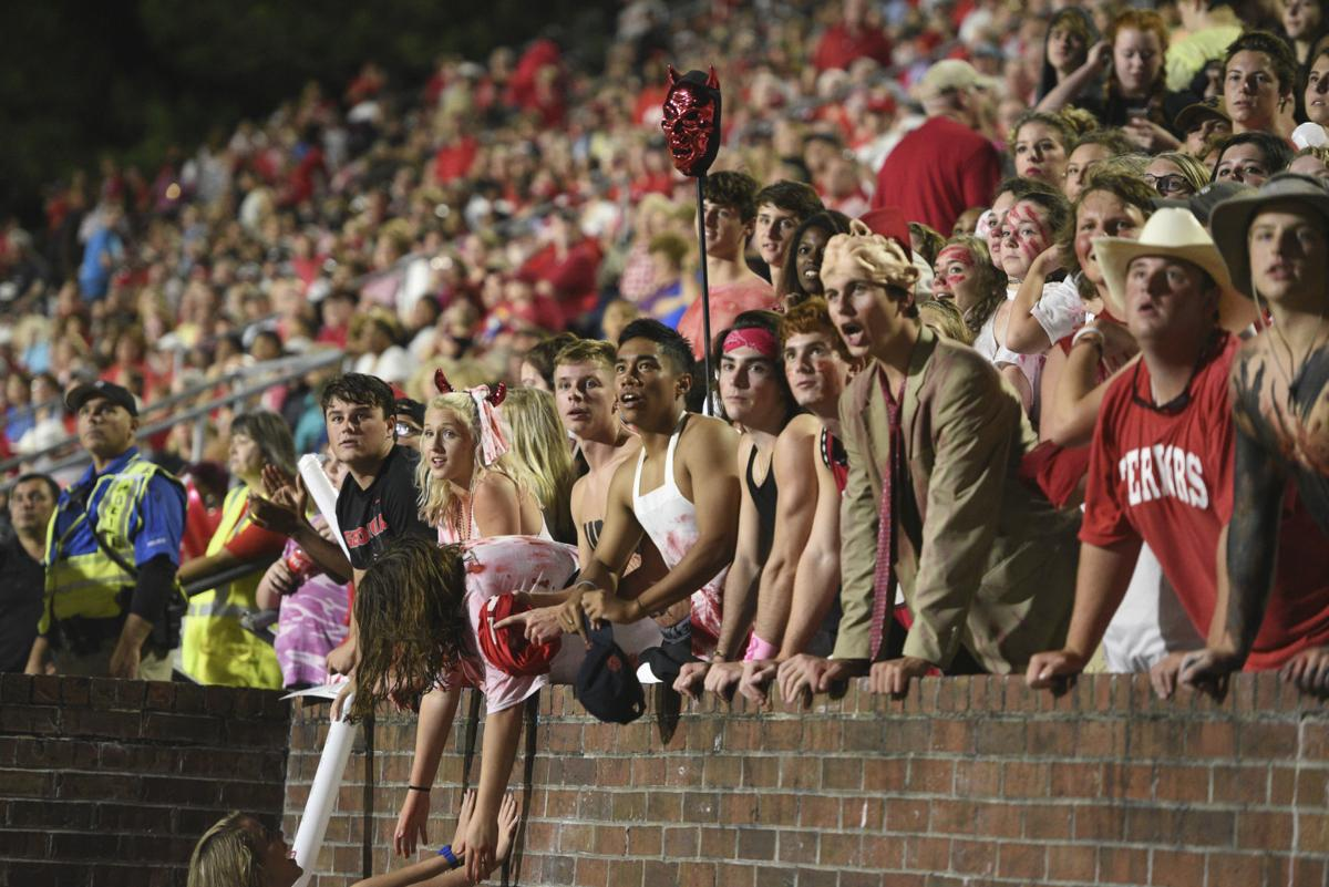 Football success builds excitement for Glynn Academy fans