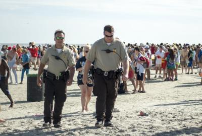 Frat Beach Event Brings Pre Party To St Simons Island
