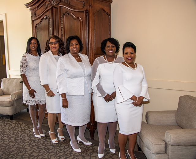 The Brunswick chapter of The Links Inc. inducts new members