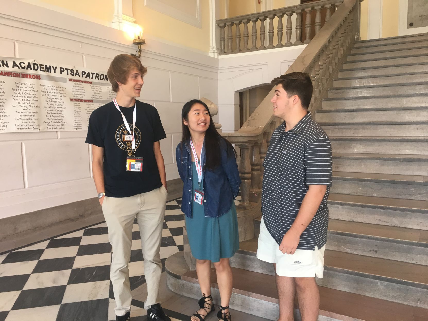 Bishop Ireton Announces Four Commended Students In 2018 National Merit Scholarship Program