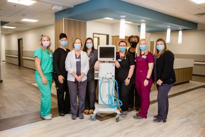 Frontline Heroes Respiratory Therapists