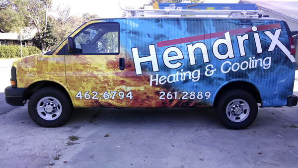 Hendrix Heating and Cooling