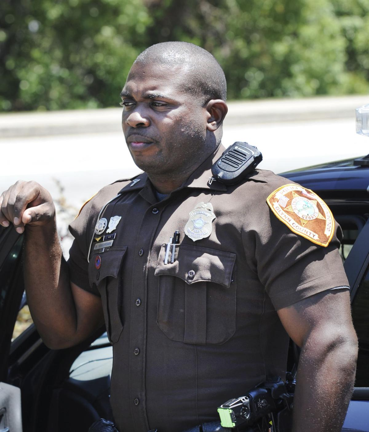 Glynn County Officer's Drug Expertise Earns Recognition