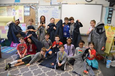Students organize coat donation for homeless shelter | Local