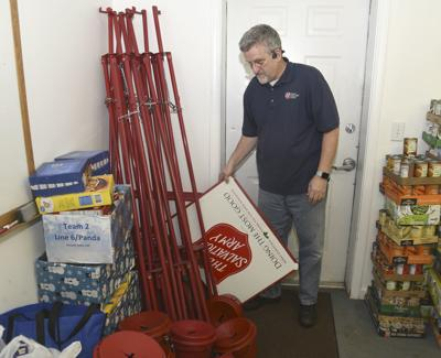 Salvation Army meets kettle goal