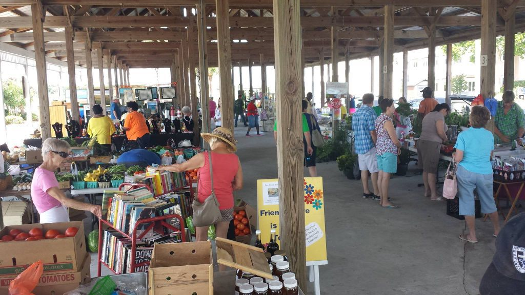 Farmers Market. Downtown Farmer s Market to be expanded Saturday   Local News