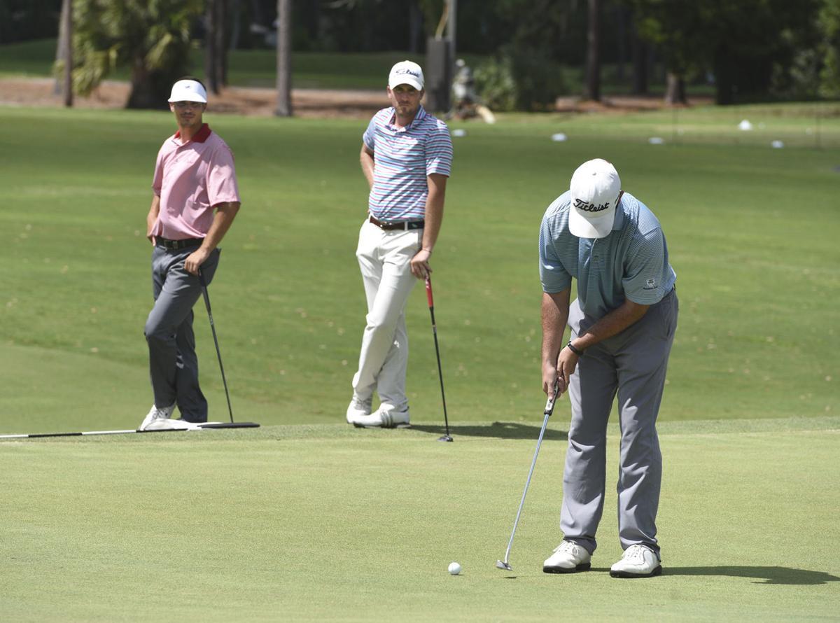 golf qualifier