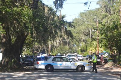Bodies found on Wolfe Street