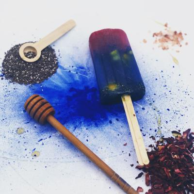 Sea Salt Healthy Kitchen Creates All Natural Fourth Of July Popsicle Life The Brunswick News