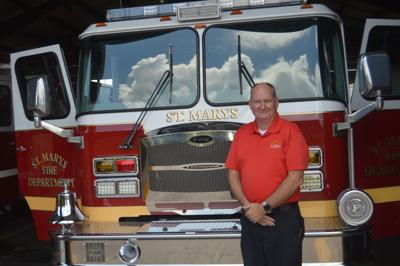 St. Marys Fire Chief