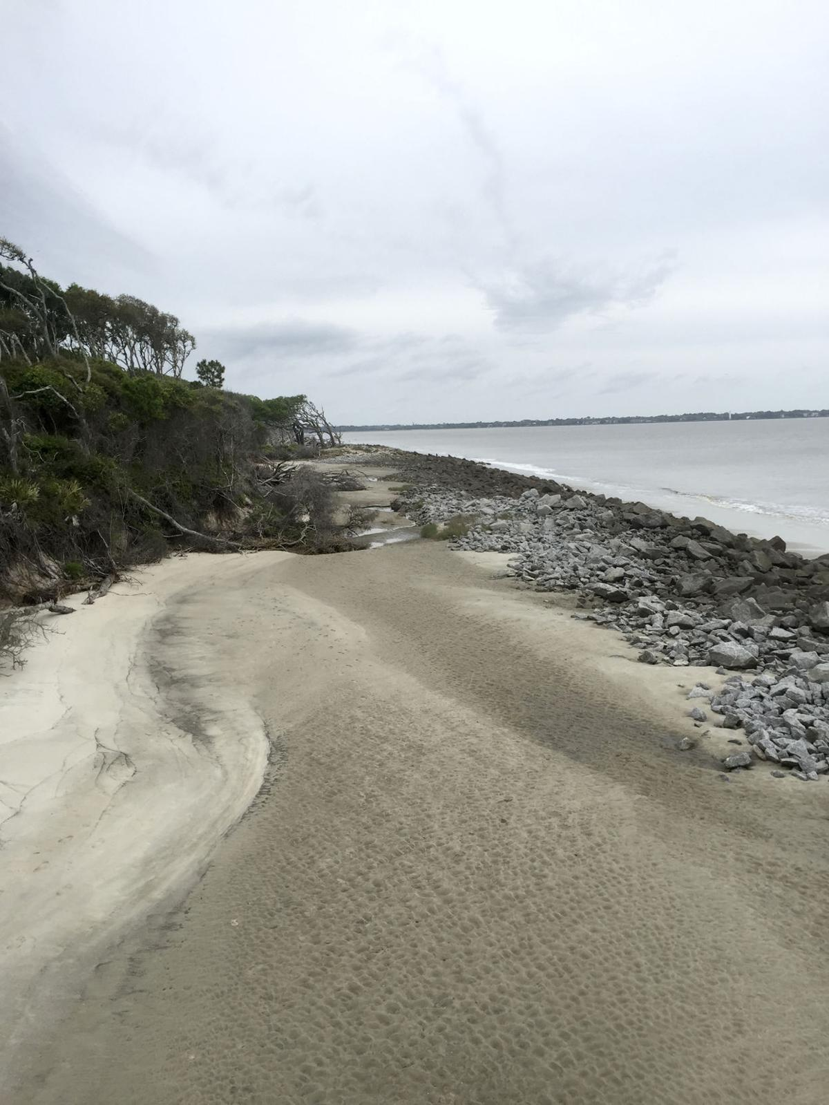 Jekyll Island Beach Erosion Could Get Help From The Governor Local
