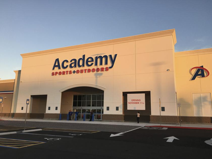 academy sports outdoors open