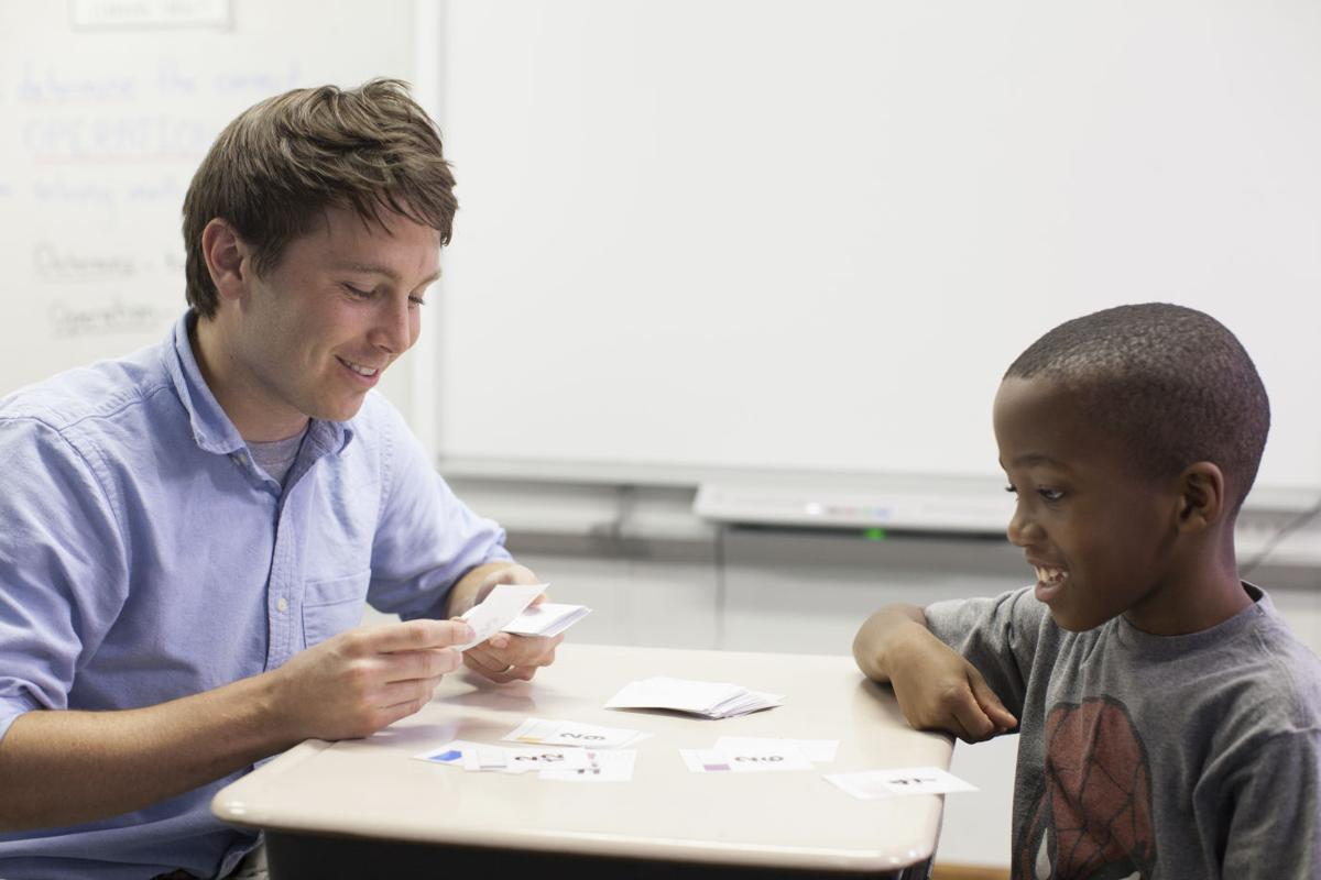 Spotlight on schools satilla marsh teacher highlighted by states lipthratt is earning his georgia teaching certification through the states alternative program gatapp and will represent the first district regional 1betcityfo Choice Image