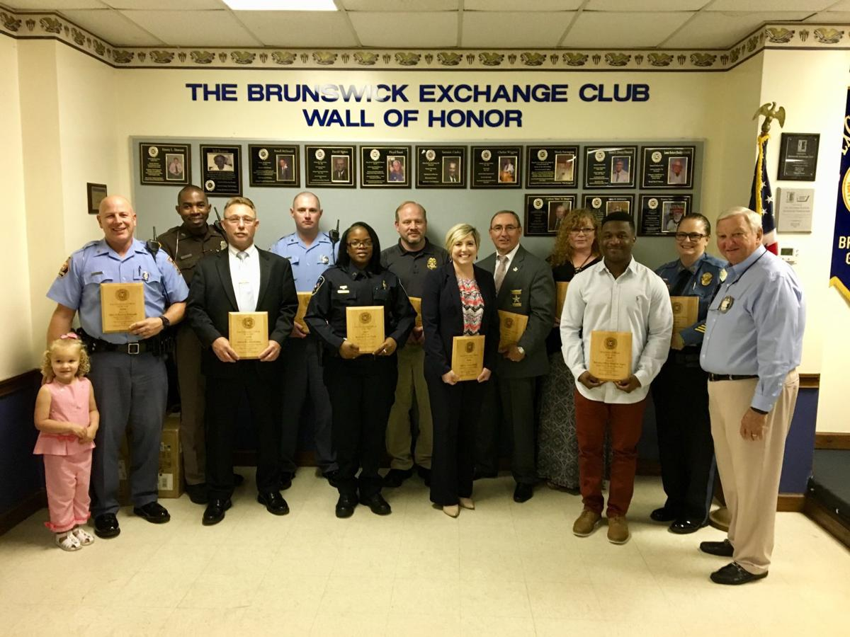 Exchange Club honors officers | Community Life | The