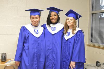 Charter high school graduation