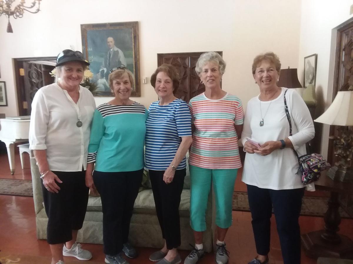Garden Club Of Georgia Meets On Sapelo Island Community Life The Brunswick News