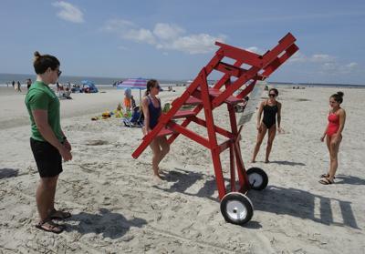 lifeguards return