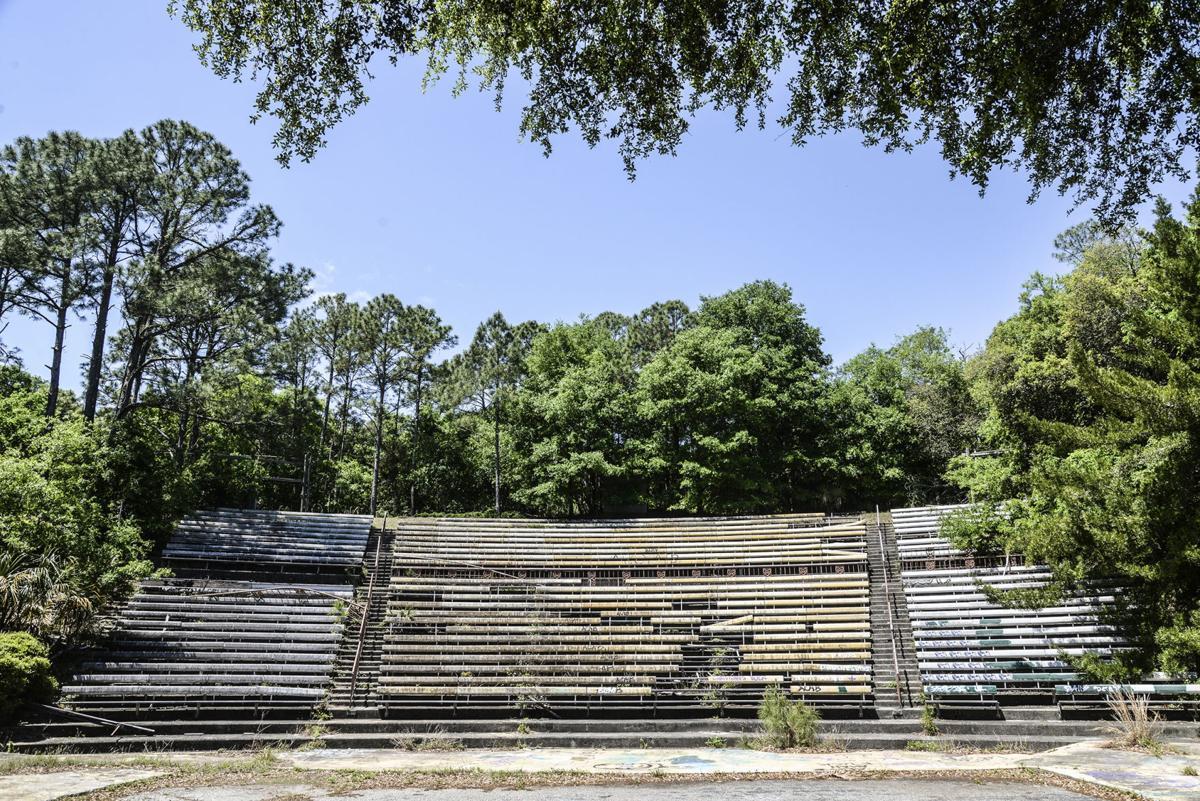 Jekyll amphitheater