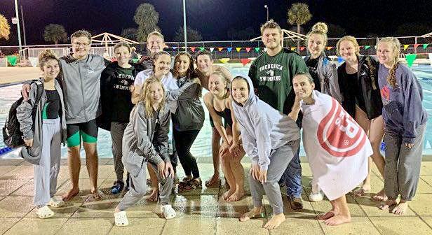 Frederica Invitational Swim Meet