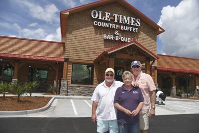 Peachy Check Out The New Ole Times Country Buffet Sponsored The Interior Design Ideas Gentotryabchikinfo