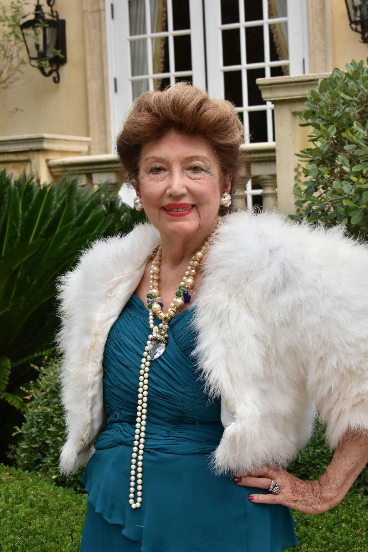 010920_cabaraet1Mildred Huie Wilcox - Cabaret Honorary Chair