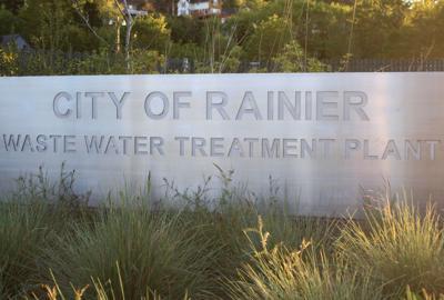 Rainier Waste Water Plant