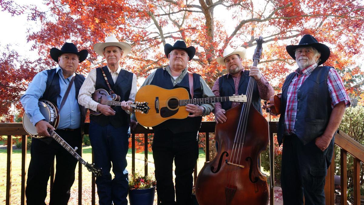 The Fern Hill Bluegrass Band